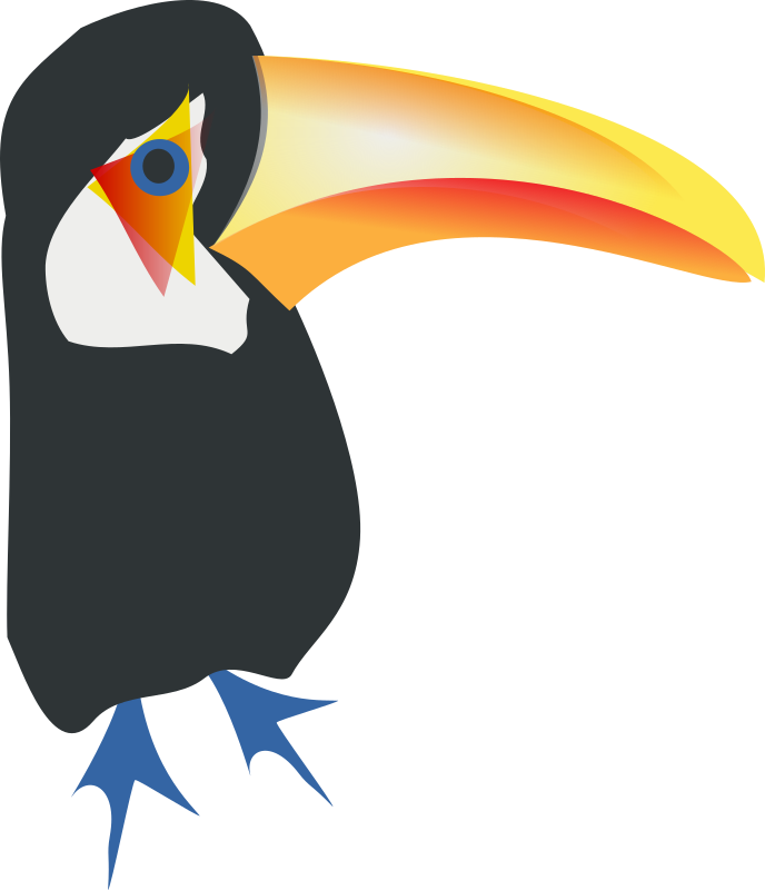 toucan toco by chatard - toco toucan inspired from: 