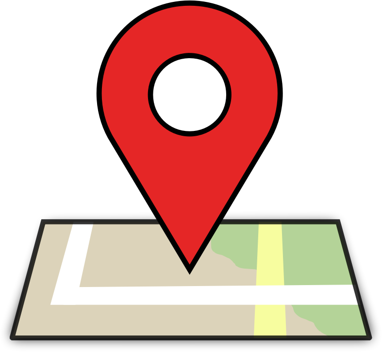 Location Icon for Pinterest