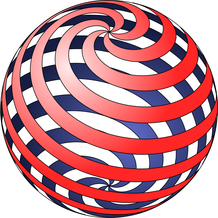 spiral ball by jarda