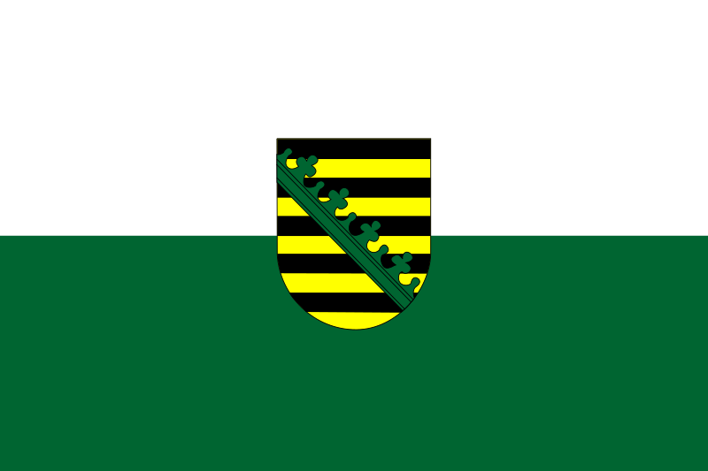 Flag of Saxony by tobias -