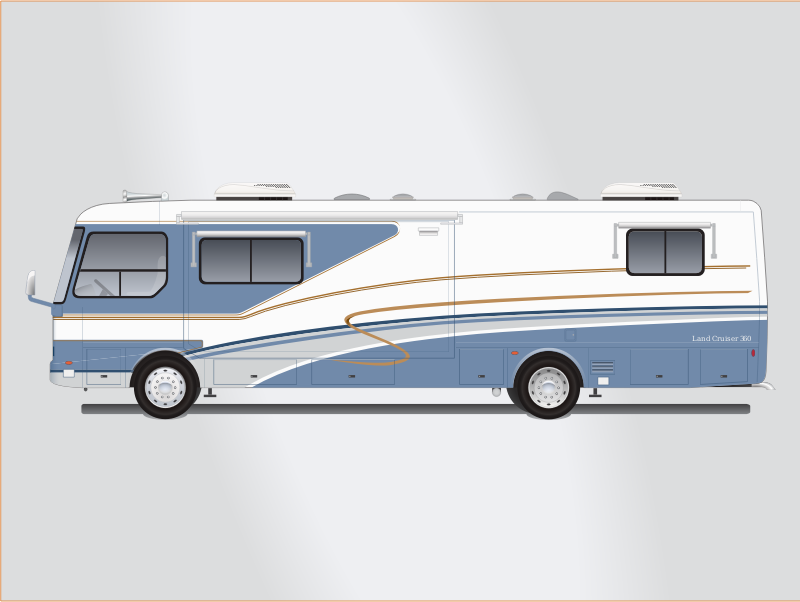 Land Yacht Motorhome by bnsonger47