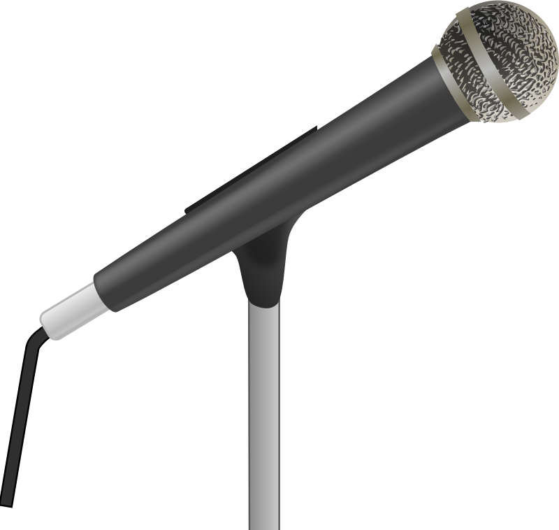 clipart microphone clipart from microsoft office clipart from microsoft office