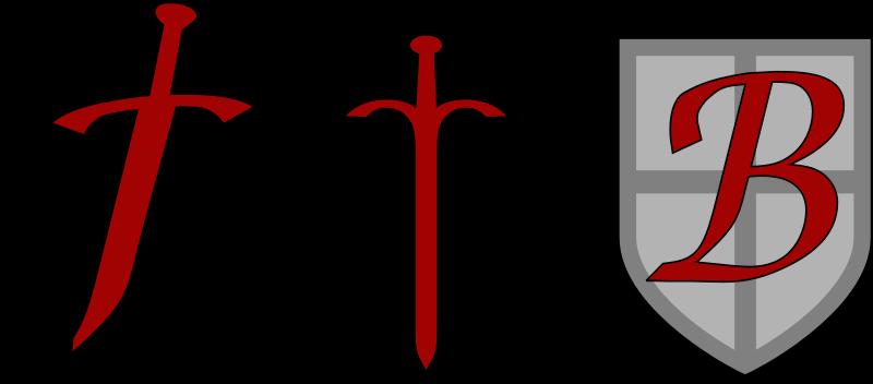 Clipart b logos for Logo b b