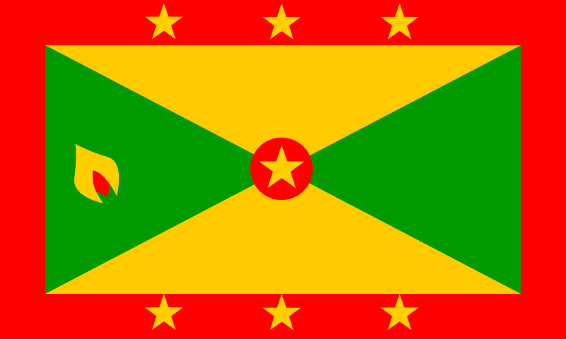 Flag of Grenada by tobias