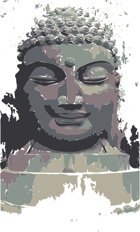 Buddha Remixed by rejon - This is a remixed, simplified, and cleaned up version of Xiangfu's original.