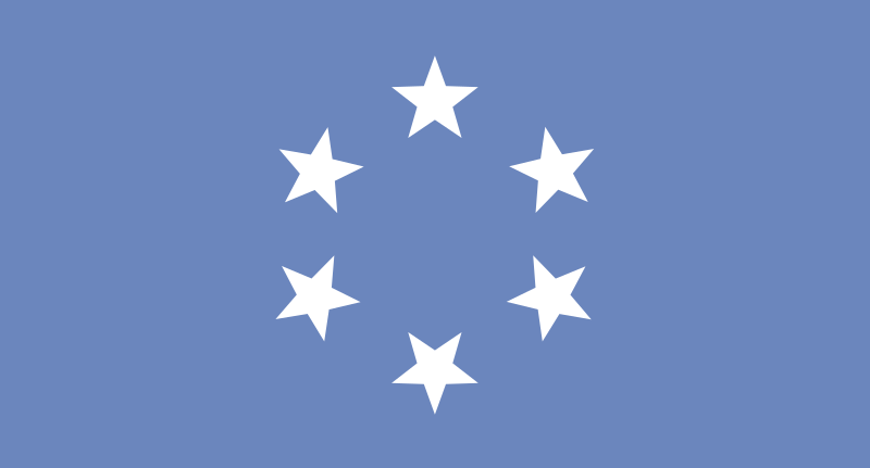 Flag of the Trust Territory of the Pacific Islands by tobias