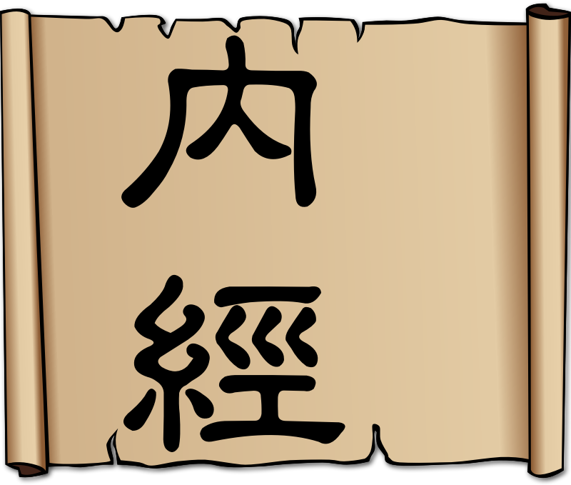 Nei Jing Scroll by uijin