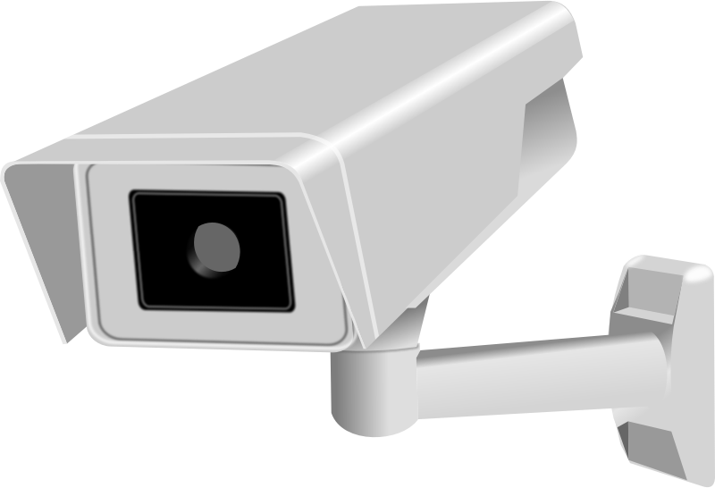 CCTV Fixed Camera by mi_brami - CCTV Fixed Camera, better rendered if you download it
