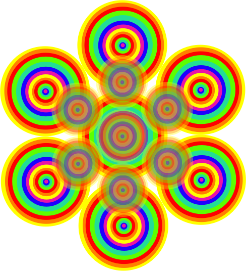 Clipart - aiflowers 6