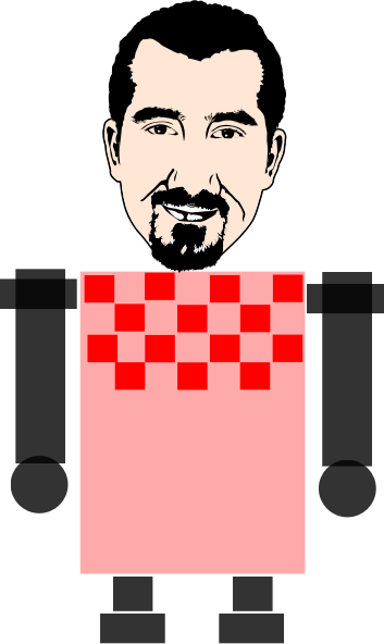 "Bassel Cubic  by jykhui - In my generation cubic was very popular stuff, every famous Ido have one cubic , So I make one ""Bassel Cubic\"". everyone know Bassel, #FREEBASSEL"