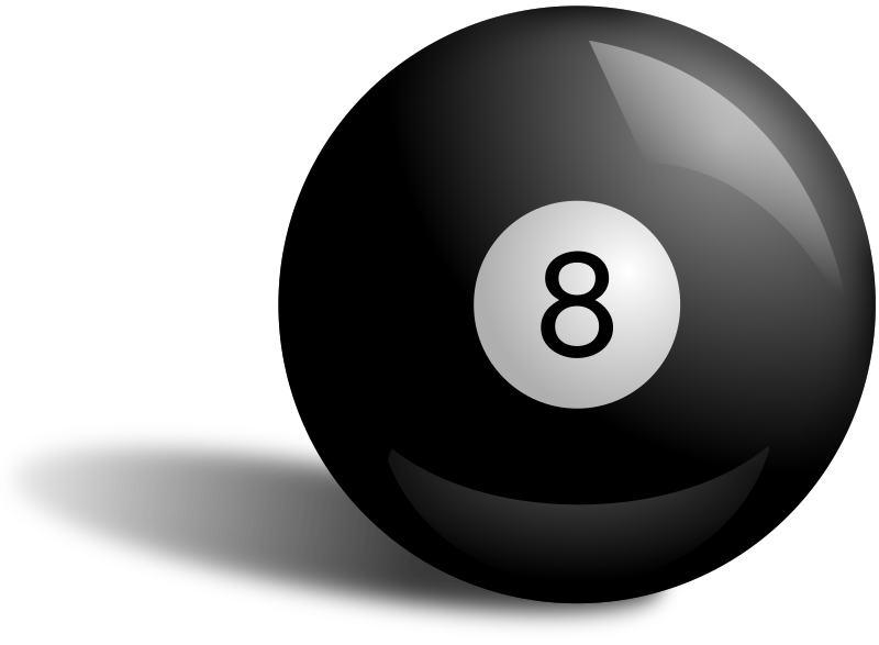 8ball by lemmling - Tried making it look more glossy