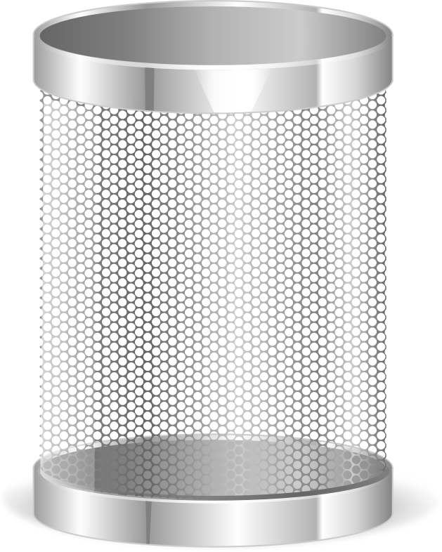 Papelera -Trash Bin by franklevel