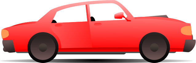 red car by rematuche - just a car I made and I though it could be useful to someone