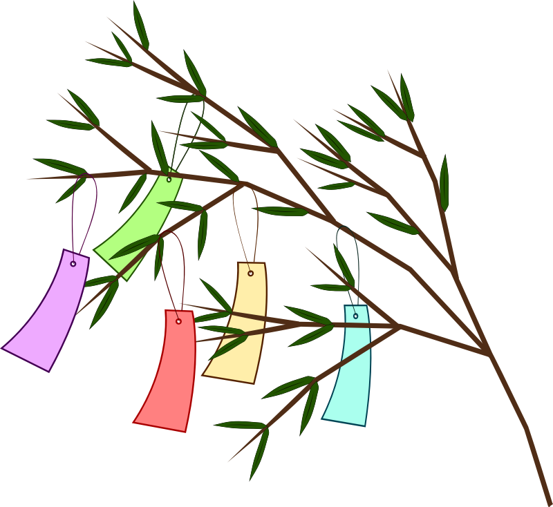 Tanabata Wish Tree by uroesch