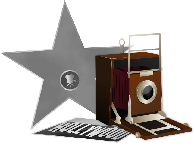 Star Photographer by gnokii - This is star photographer clipart.