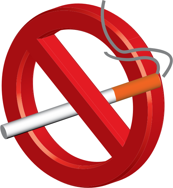 No Smoking 3D icon by jhnri4 - No Smoking 3D icon
