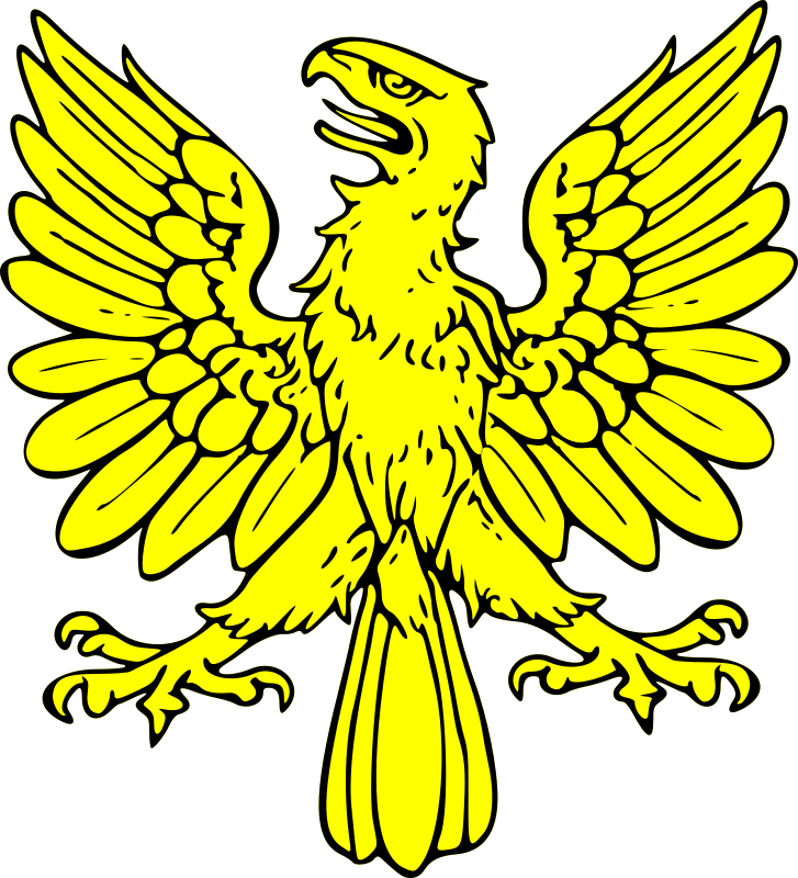 eagle displayed by szquirrel - A Complete Guide to Heraldry by Arthur