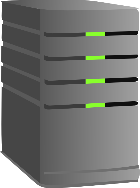 Server by rdevries - An image of a server.