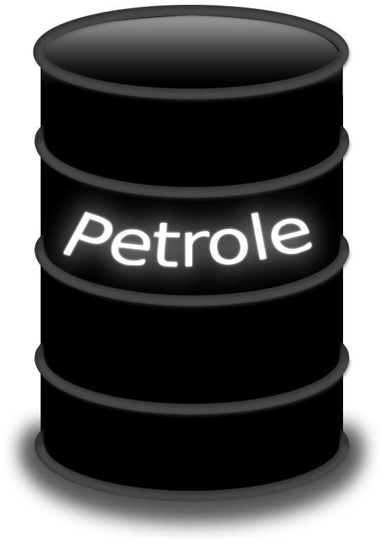 Oil Barrel - Baril de pétrole by mmaze - My first contribution : An oil barrel. I don't know if it's a Light Sweet Crude barrel. But i'm sure that's the cheapest one ;o)