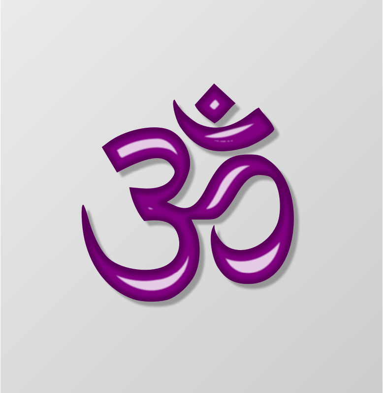 Om by gustavorezende - Om symbol, with glossy effect. Read about it: http://en.wikipedia.org/wiki/Om