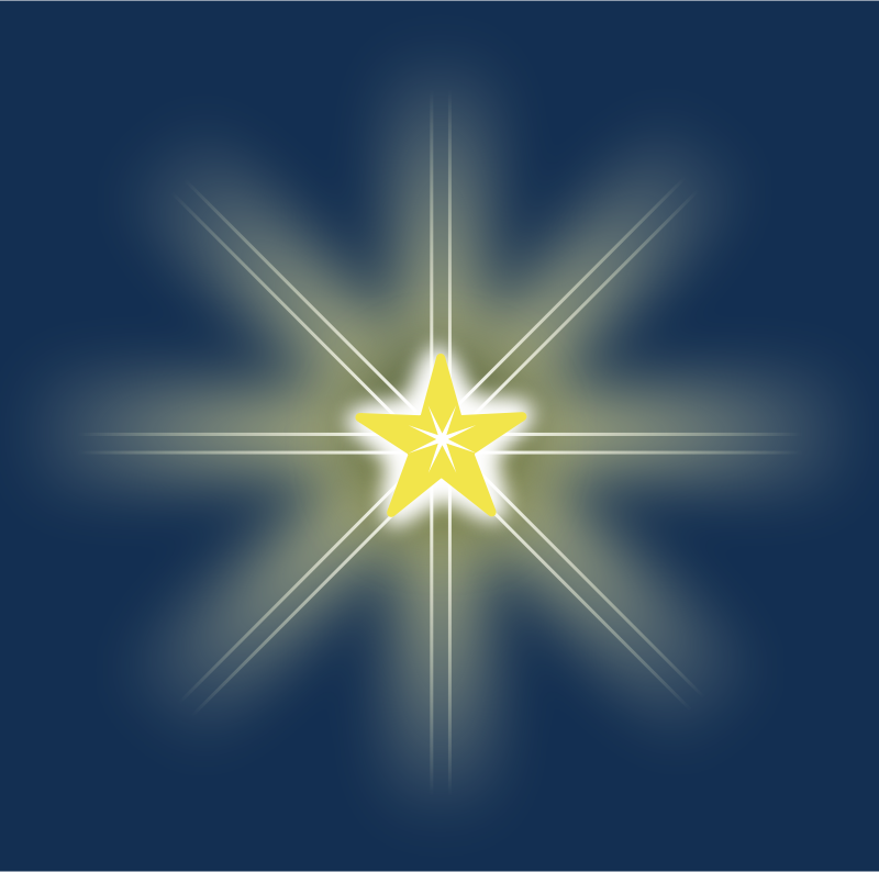 Christmas Star by Moini