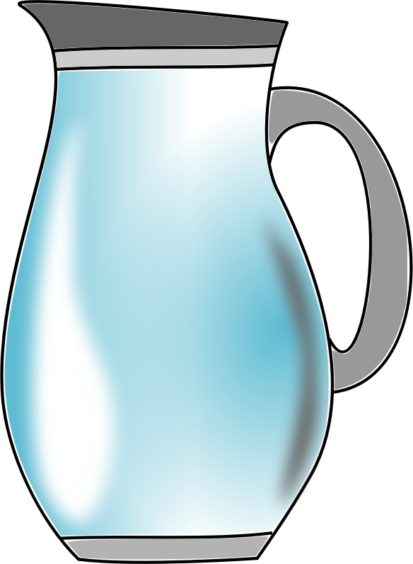 pitcher by cprostire - A pitcher for water