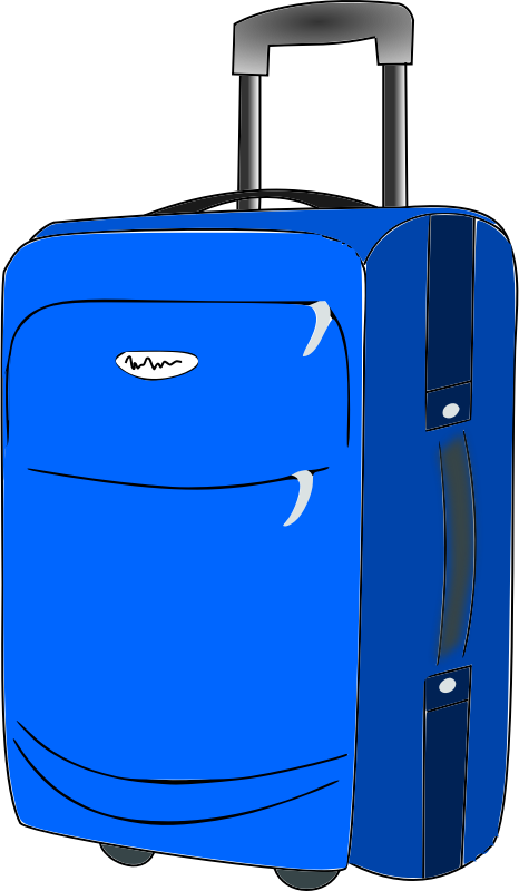 Clipart - baggage