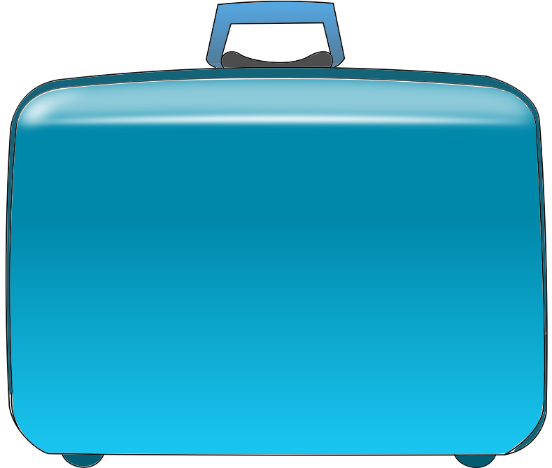 suitcase by cprostire