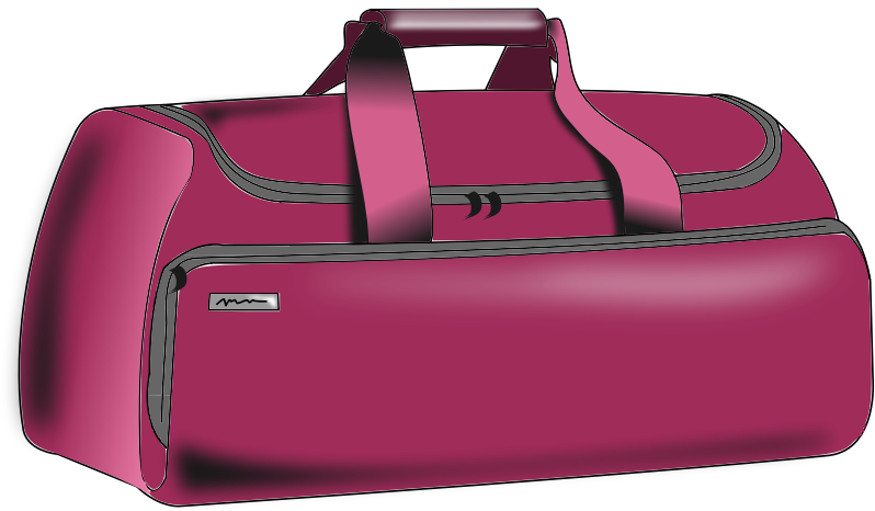 Baggage by cprostire - travel bag