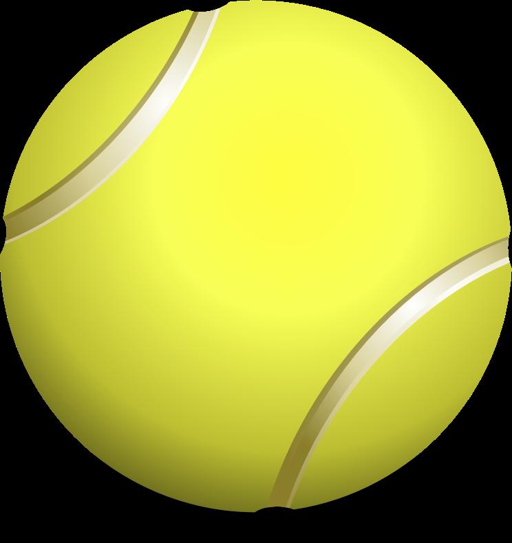 tennis ball, teniso kamuoliukas by Keistutis