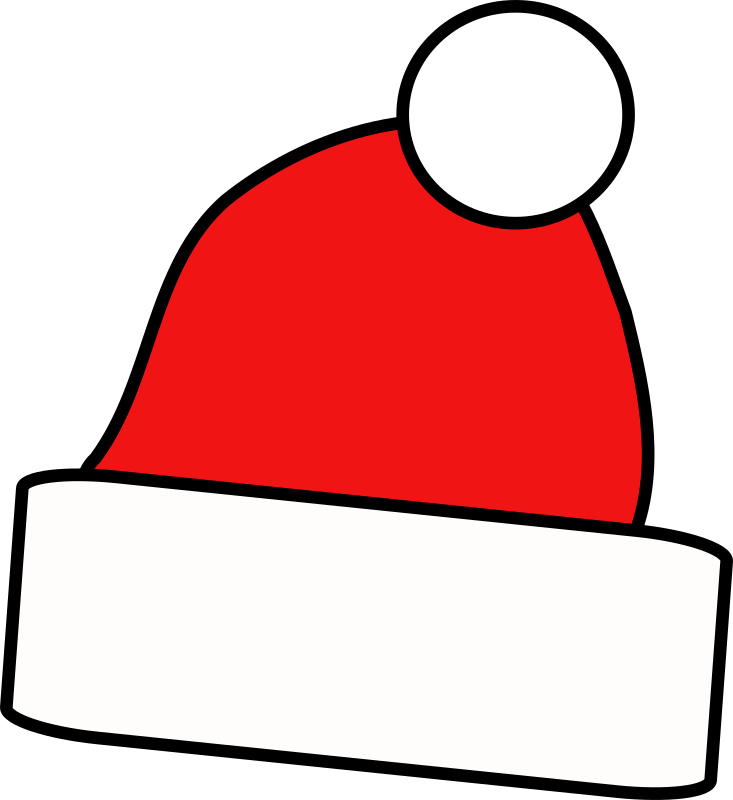 Christmas hat by MichaelOpdenacker - A plain Christmas hat