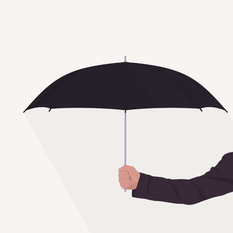 Simple Umbrella by barrettward