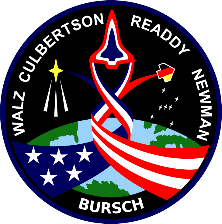 STS-51 Patch by NASA