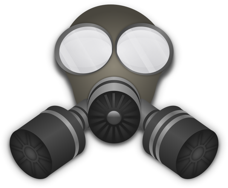 Gas Mask by tiothy