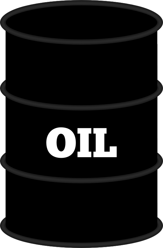 Oil barrel by Alastair - A barrel of oil.