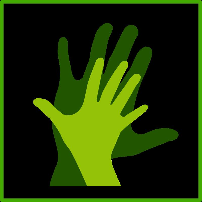 eco green solidarity icon by dominiquechappard - eco pictogram/icon