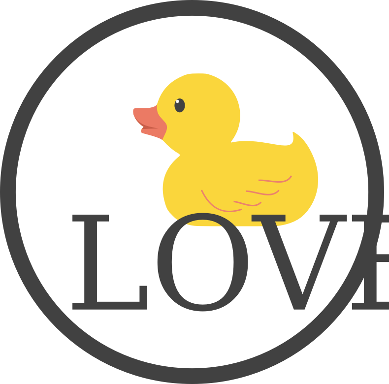 Duck Love by usiiik - duck love picture/symbol