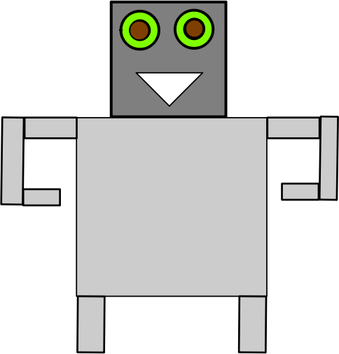 Robot by anthony.antenucci