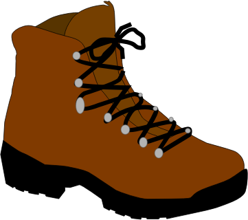 Hiking Boot by Jarno