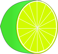 Lime Half by Jarno