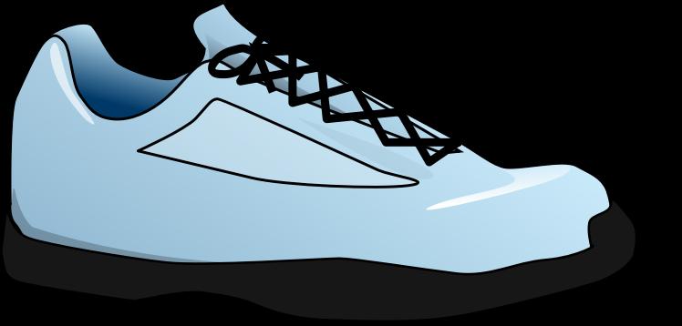 Clipart - Tennis Shoe