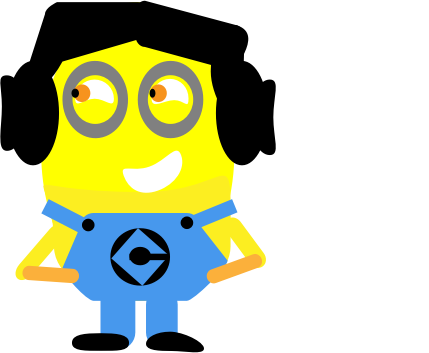 MInion by isaac_tgy - My first illustration