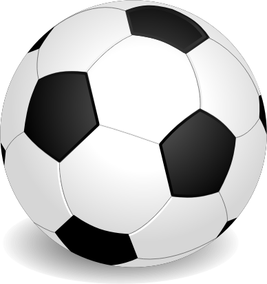 Football (Soccer Ball) by ShadowRider - A classic football used in the old days of football