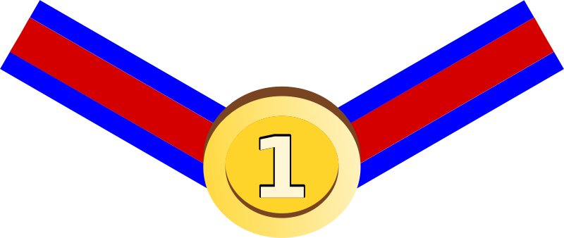 Medal by Special_K - medal with ribbon