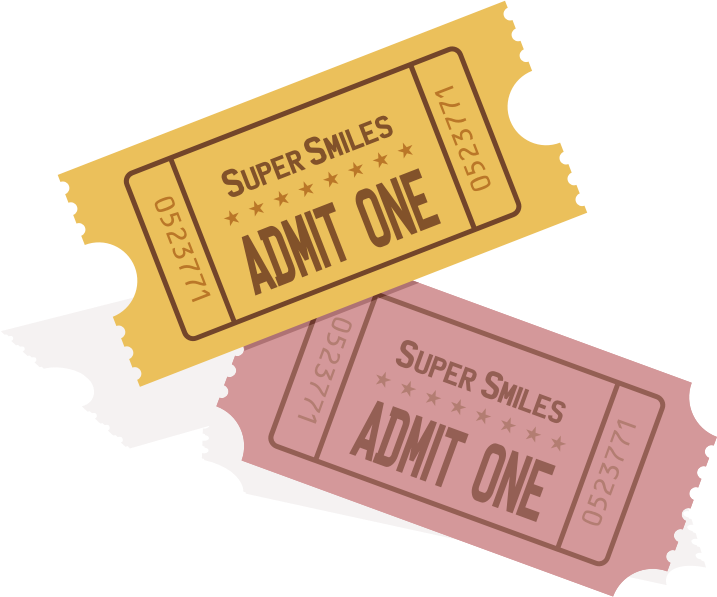 Event Tickets by barrettward - Simple Tickets