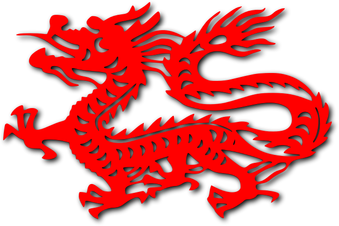 Chinese Dragon by grin