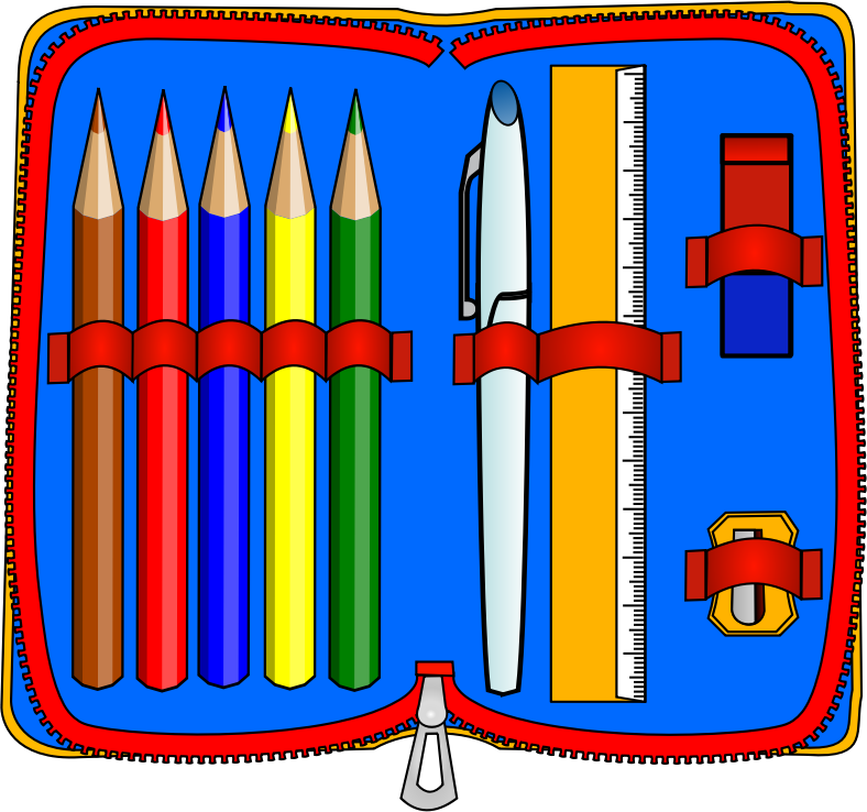 pencil case by frankes - a pencil case