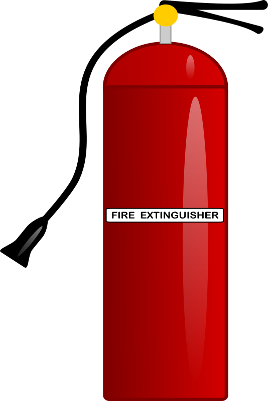 Fire Extinguisher by Arvin61r58 - Fire Extinguisher