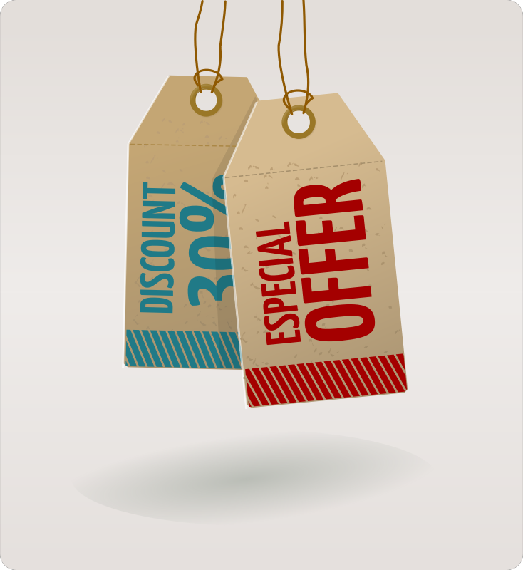 Sale tags by rg1024 - sale/price tags