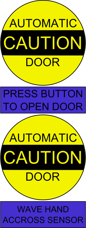 Automatic Door by Arvin61r58 - Automatic Door stickers/decals